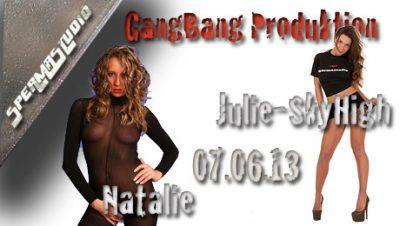 Julie SkyHigh, Natalie & Dana 07.06.13 *Ausgebucht*