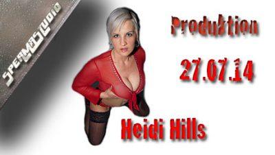 Heidi Hills am 27.07.14 16:00 Uhr