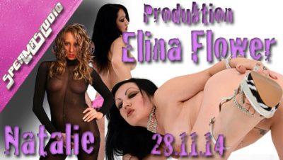 Elina Flower & Sexy-Natalie am 28.11.14 20:15 Uhr