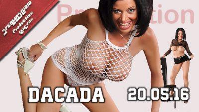 Produktion DACADA am 20.05.16