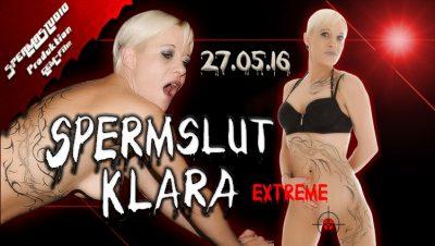Produktion Slut Klara am 27.05.16