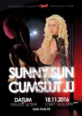Produktion Sunny Sun & Cumslut JJ am 18.11.16