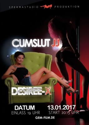 Produktion Desiree X & Cumslut JJ am 13.01.17