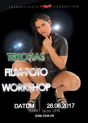 Private Workshop Tekohas am 28.06.17