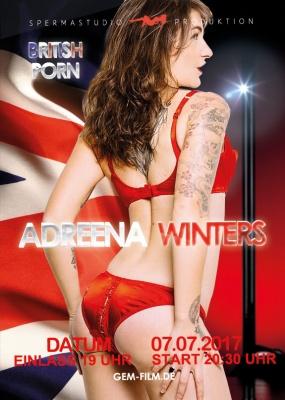 Adreena Winters am 07.07.17