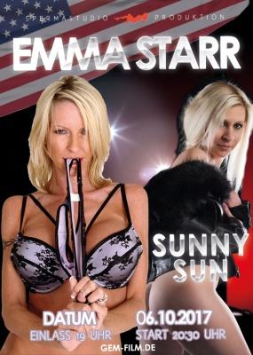 Produktion Emma Starr und Sunny Sun am 06.10.17