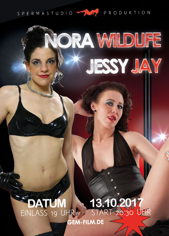 Produktion Nora Wildlife und Jessy Jay am 13.10.17