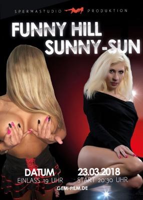 Produktion Funny Hill & Sunny-Sun 23.03.2018 Spermastudio