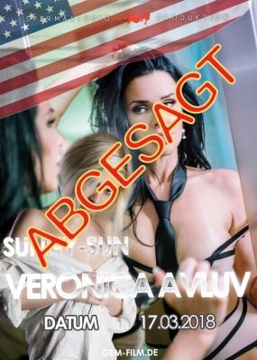 Produktion mit Veronica Avluv & Sunny-Sun am 17.03.2018