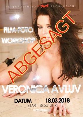 Private Workshop Veronica Avluv am 18.03.18