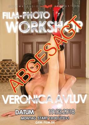 Private Workshop Veronica Avluv am 19.03.18