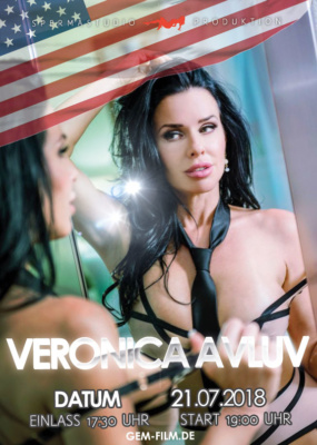 Produktion mit Veronica Avluv am 21.07.2018 im Spermastudio