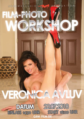 Film Foto Workshop mit Veronica Avluv am 22.07.2018