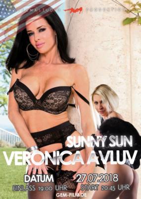 Produktion mit Veronica Avluv und Sunny Sun am 27.07.2018