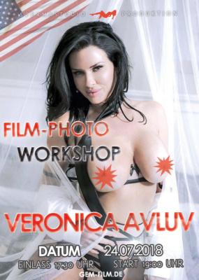 Film Foto Workshop mit Veronica Avluv am 24.07.2018