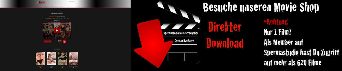 Spermastudio Movie Shop