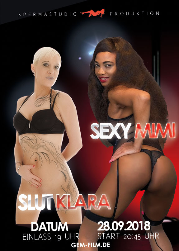 Produktion mit Sexy Mimi & Slut Klara am 28.09.2018