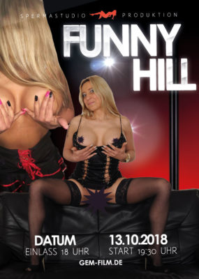 Produktion mit Funny Hill am 13.10.2018