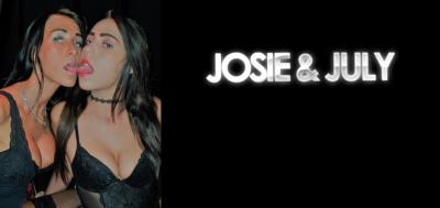 Produktion mit Josie und July am 01.Februar 2019