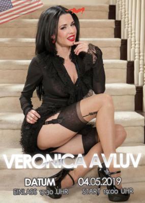 Produktion mit Veronica Avluv am 04.05.2019