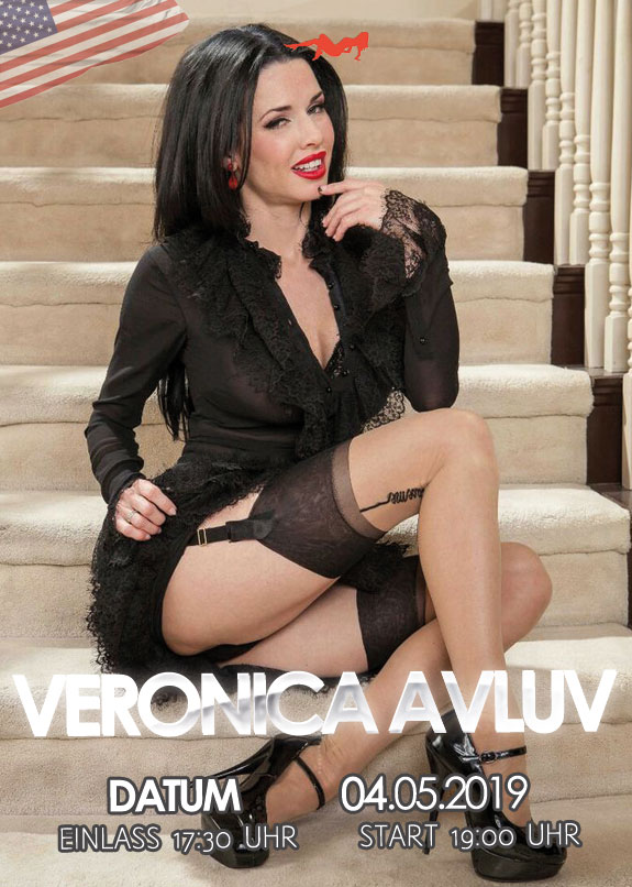 Veronica Avluv am 04. Mai 2019