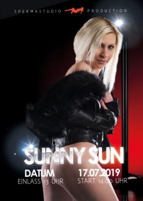 Sunny-Sun 17.07.2019 Spermastudio