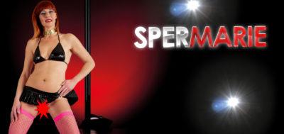 SperMarie am 27.09.2019 im Spermastudio