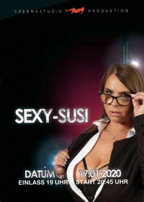 Produktion mit Sexy-Susi am 17.01.2020